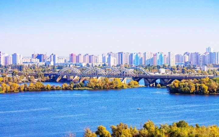 10 туров по Украине с отдыхом у воды