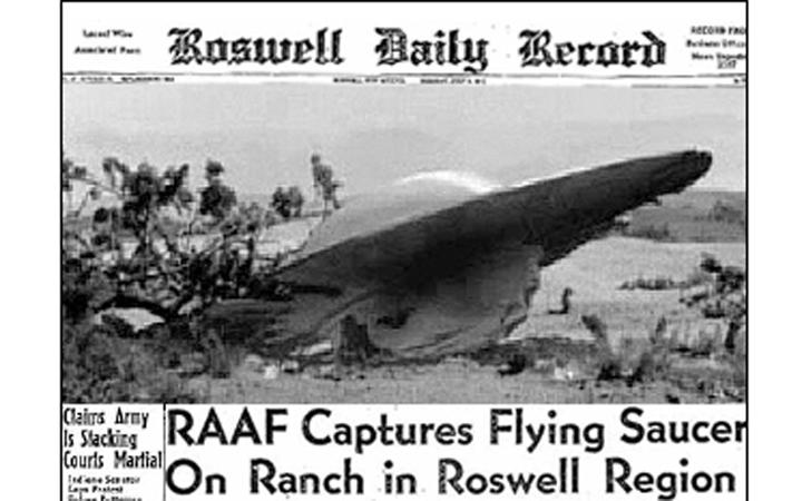Роузвел НЛО. Roswell UFO