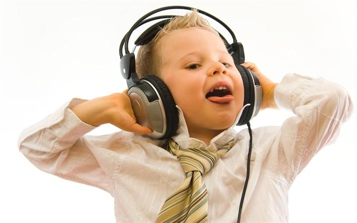музыка ребенок