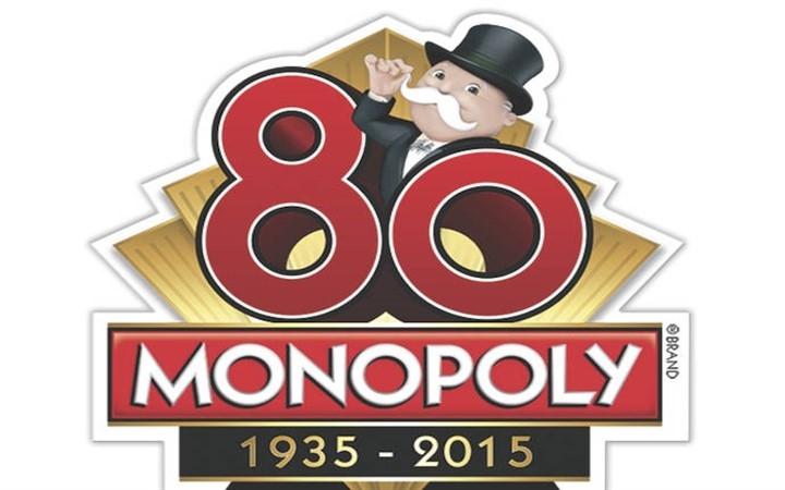 Монополия Monopoly-80th