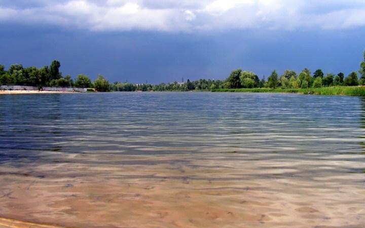 Озера Киева, в которых приятно купаться