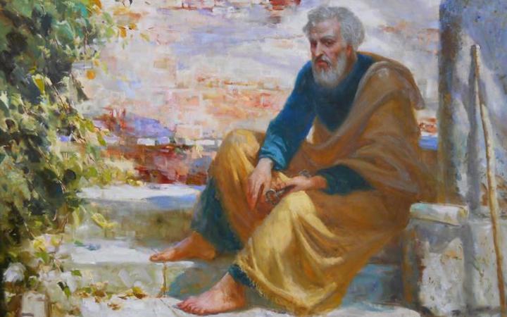 Апостол Петр. Петр-рыболов. День Рыбака