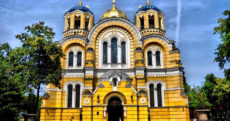 фото киев собор владимирский