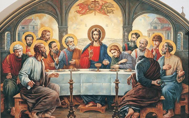 12 апостолов. Икона. День 12-ти апостолов