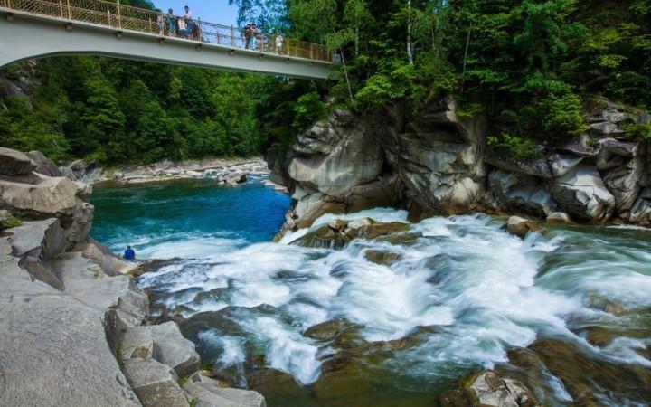 Водопад Пробой