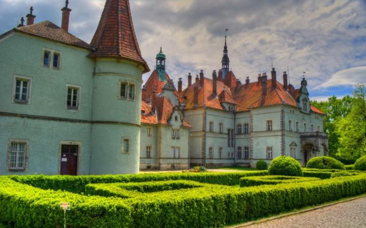 Дворец Шенборнов