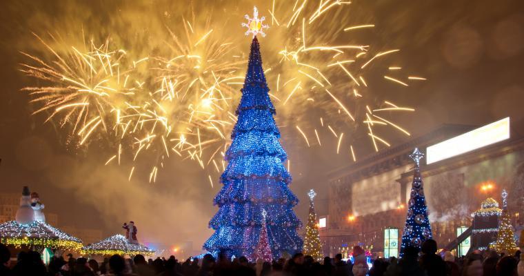 Тур по Украине: Новый год в Харькове