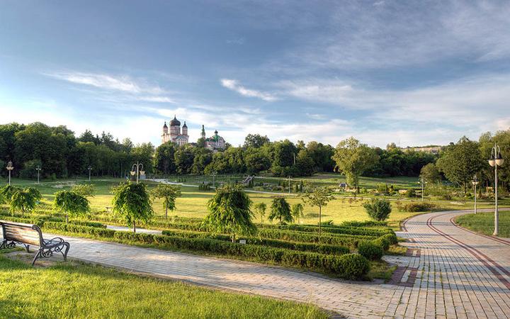 Феофания. Киев. Романтические места