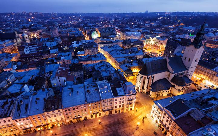 Тур экскурсия по Львову и «Золотой подкове»
