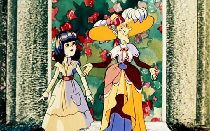Алиса в стране чудес. Лучшие экранизации детских книг