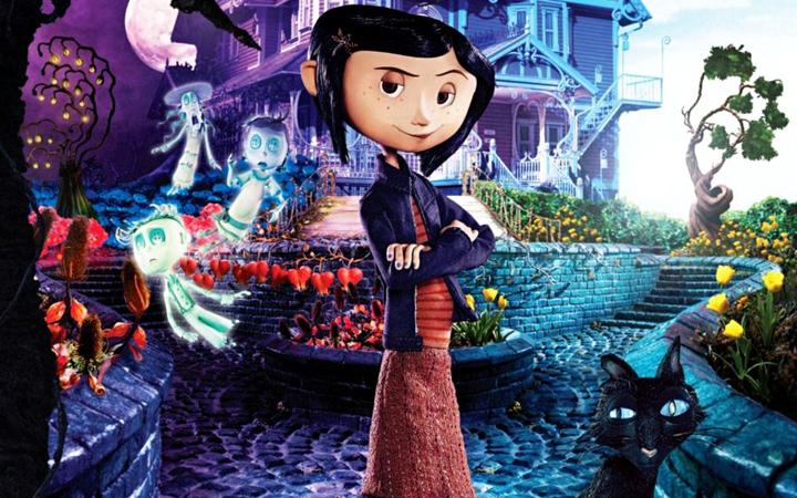 Коралина в стране кошмаров. Лучшие экранизации детских книг