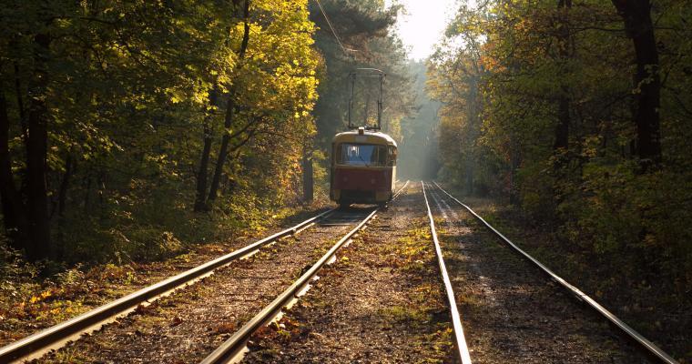 Экскурсии в Киеве: Экскурсия в трамвае-кафе