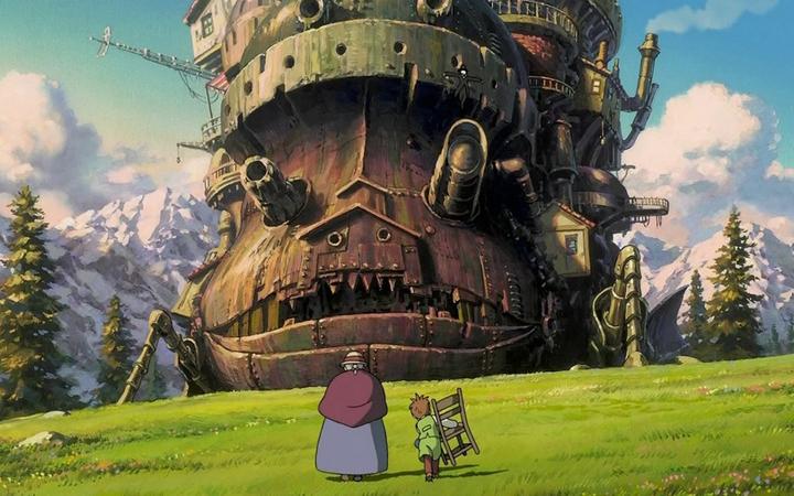 Ходячий замок Хаула. Лучшие экранизации детских книг
