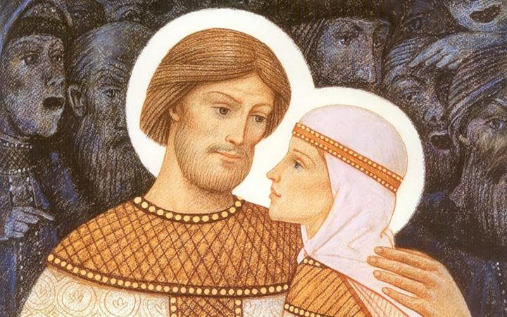 День Петра и Февронии. Любовь. Романтика
