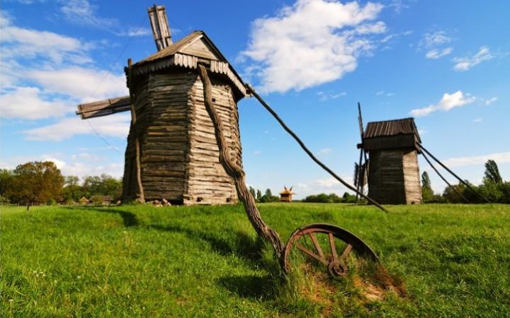 Интересные места в радиусе 100 км от Киева