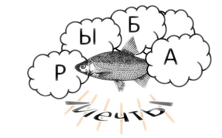 Рыба мечты. Приколы. День РыбакаРыба мечты. Приколы. День Рыбака