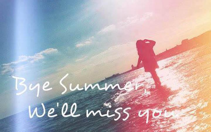 Прощай лето. Проводы лета.