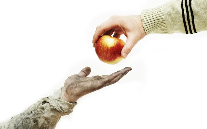 Благотворительность. Помощь. Вдовьи помочи