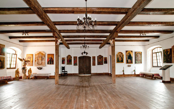 Замок «Радомысль». Обрядовый зал