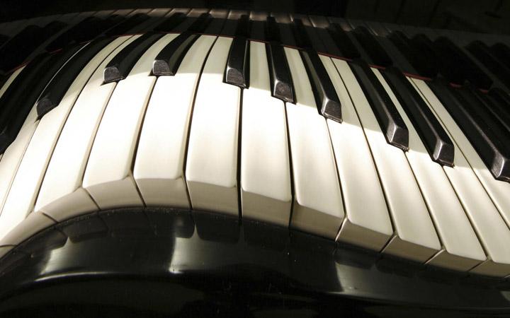 Фортепиано. Музыка. Клавиши