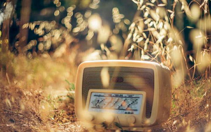 Старое радио. Приложение. Релакс.