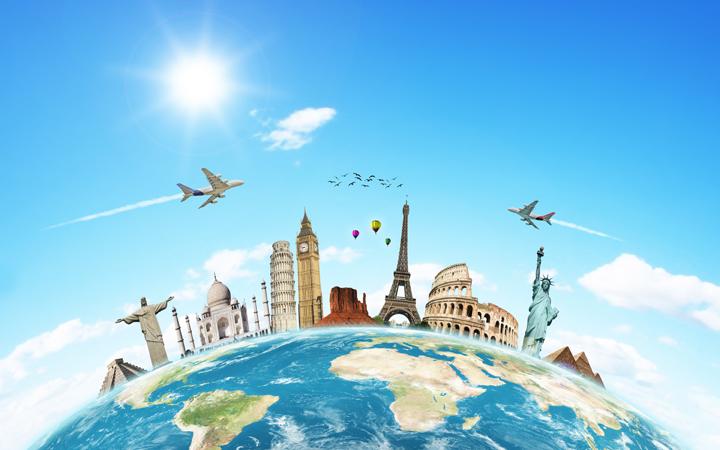 Путешествия он-лайн.