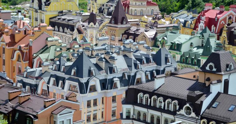 Экскурсия в Киеве: Чудеса Подола