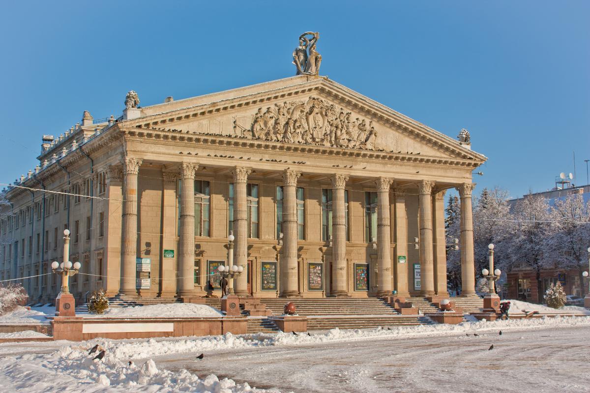 Тур по Украине: Рождественский тур на Волынь. Замки Западной Украины
