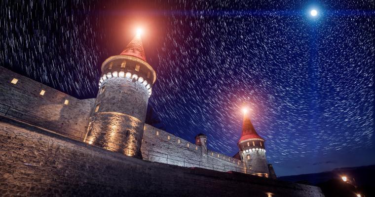 Туры по Украине: Тур Новый Год в Каменец-Подольском