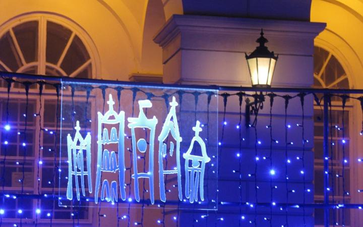 Туры по Украине: Тур Новый год во Львове