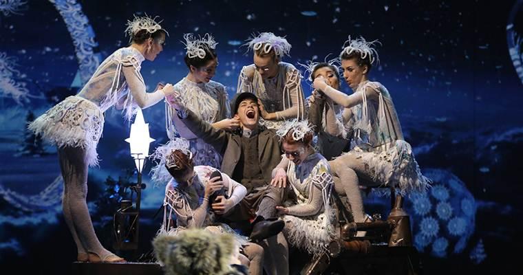 Спектакль в Киеве: Вартові мрій