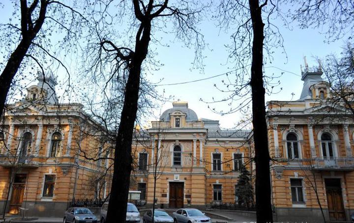 """Экскурсиии по Киеву: Экскурсия """"Тайна дома Либермана""""."""