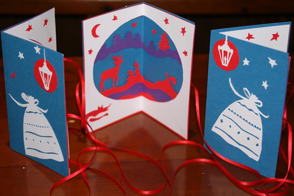 Официальный сайт, новогодние открытки вытинанки