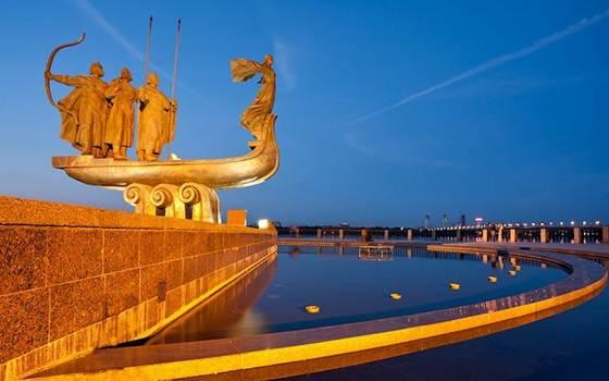 Самые романтичные достопримечательности и места Киева
