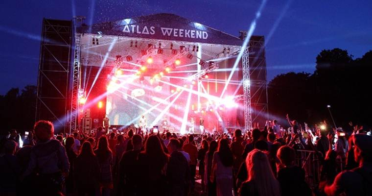 Фестиваль в Киеве: ATLAS WEEKEND