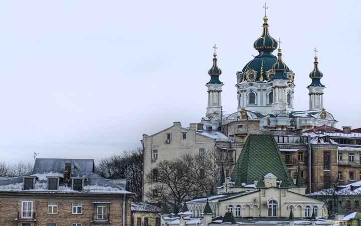 Куда пойти на Рождество 2016 в Киеве?