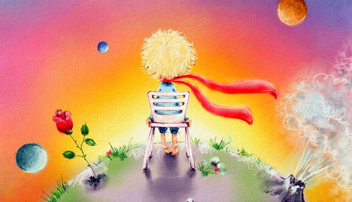 Продолжение знаменитой сказки «Маленький принц» появилось в интернете
