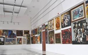Выставка «Киевская школа живописи». 17 декабря — 10 апреля