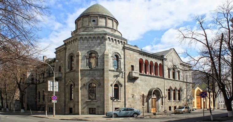 Экскурсия в Киеве: Замок вздохов, или Арабский Домик