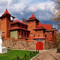 Тур по Украине: Черкассы. Храм Белый Лотос — уникальный буддийский храм в Украине