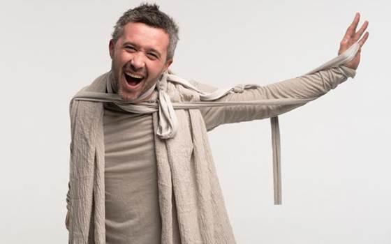 В марте Сергей Бабкин презентует новый альбом #неубивай