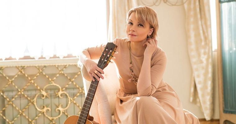 Концерт в Киеве: Мария Бурмака