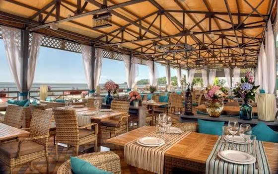 Лучшие рестораны Одессы у моря