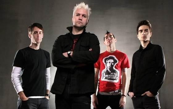 Концерт в Киеве: Anti-Flag