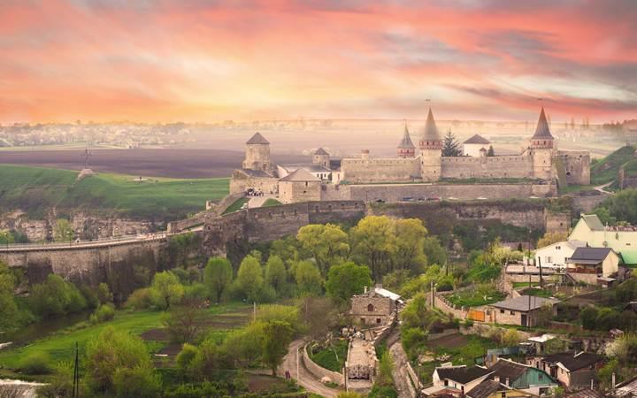 Создана интерактивная карта самых красивых мест Украины