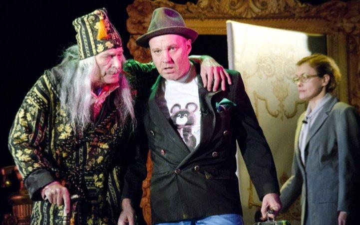 Спектакль Одесский подкидыш