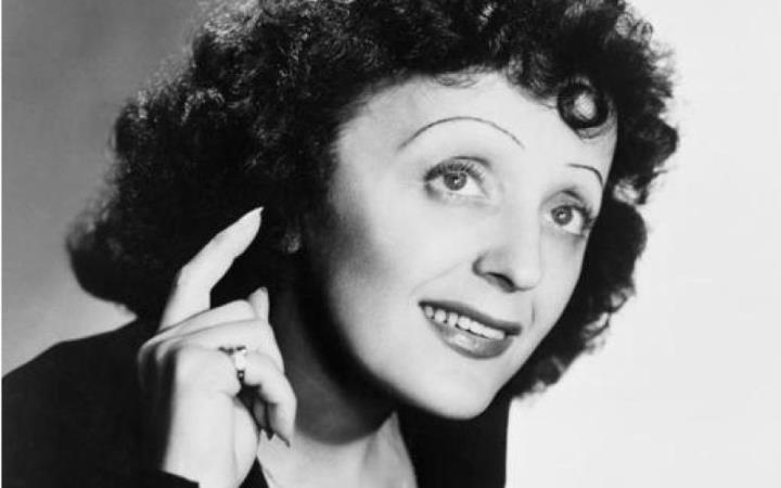 Edith Piaf: жизнь в розовом свете