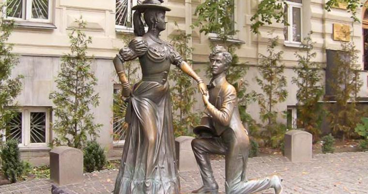 Экскурсия в Киеве: По следам литературных героев