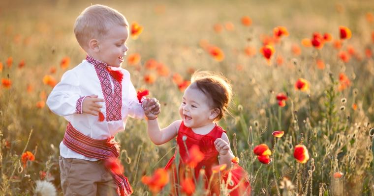 Діти України Схід та Захід разом