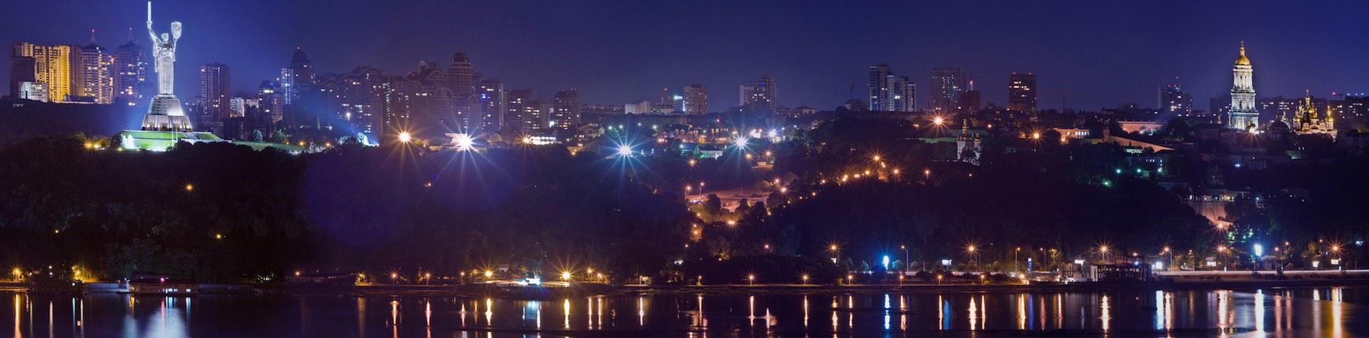 Ночная мистерия - удивительная экскурсия по Киеву
